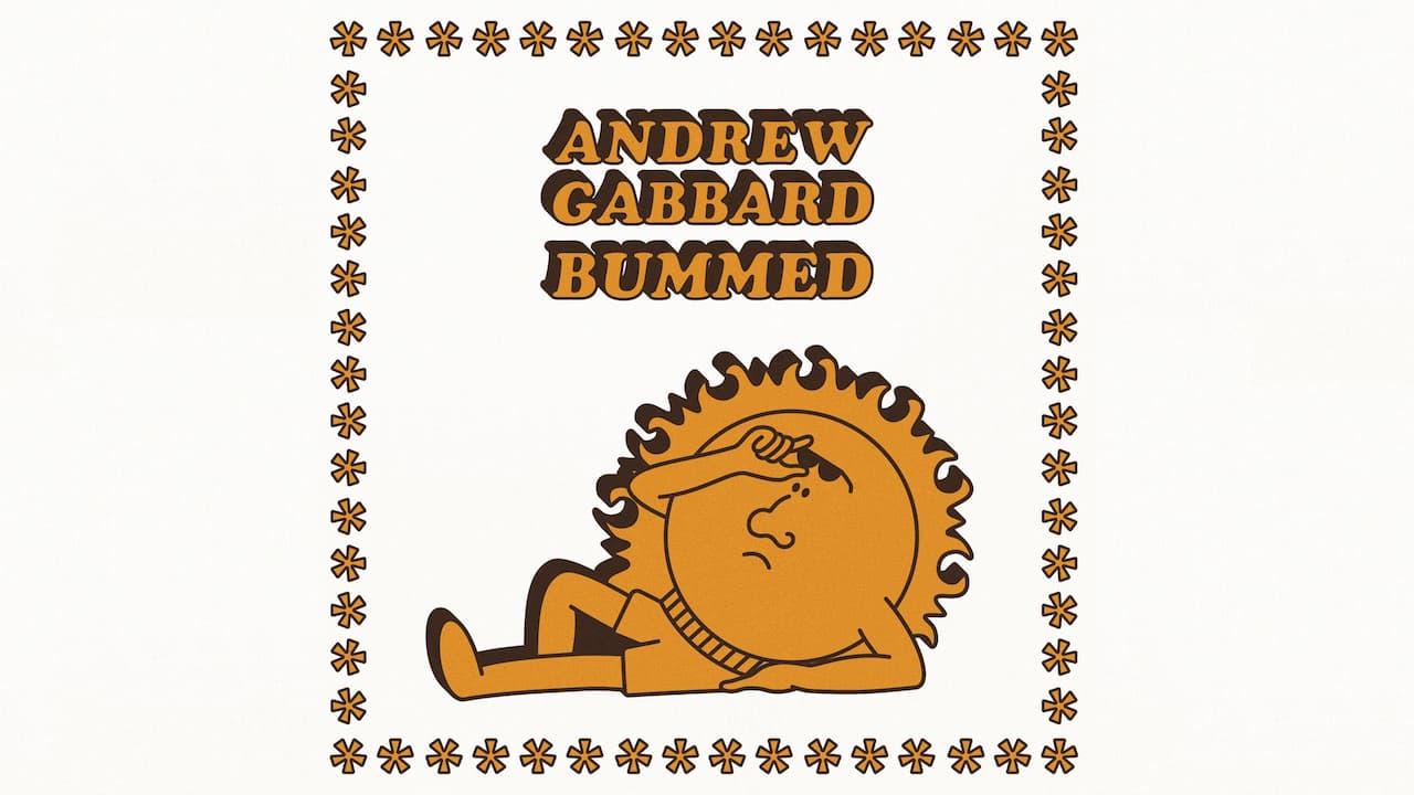 Andrew Gabbard Bummer Album Cover