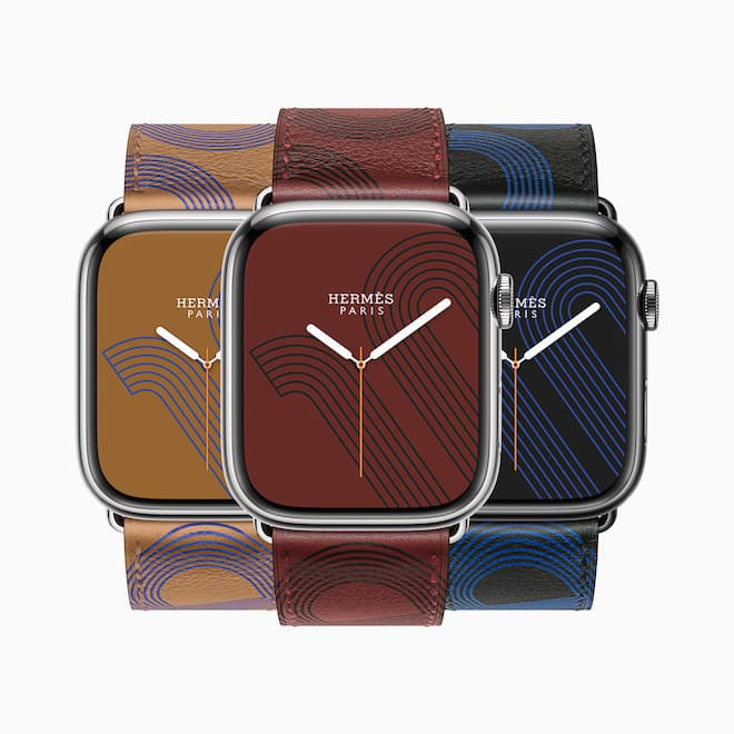Apple Watch Series 7 Hermès