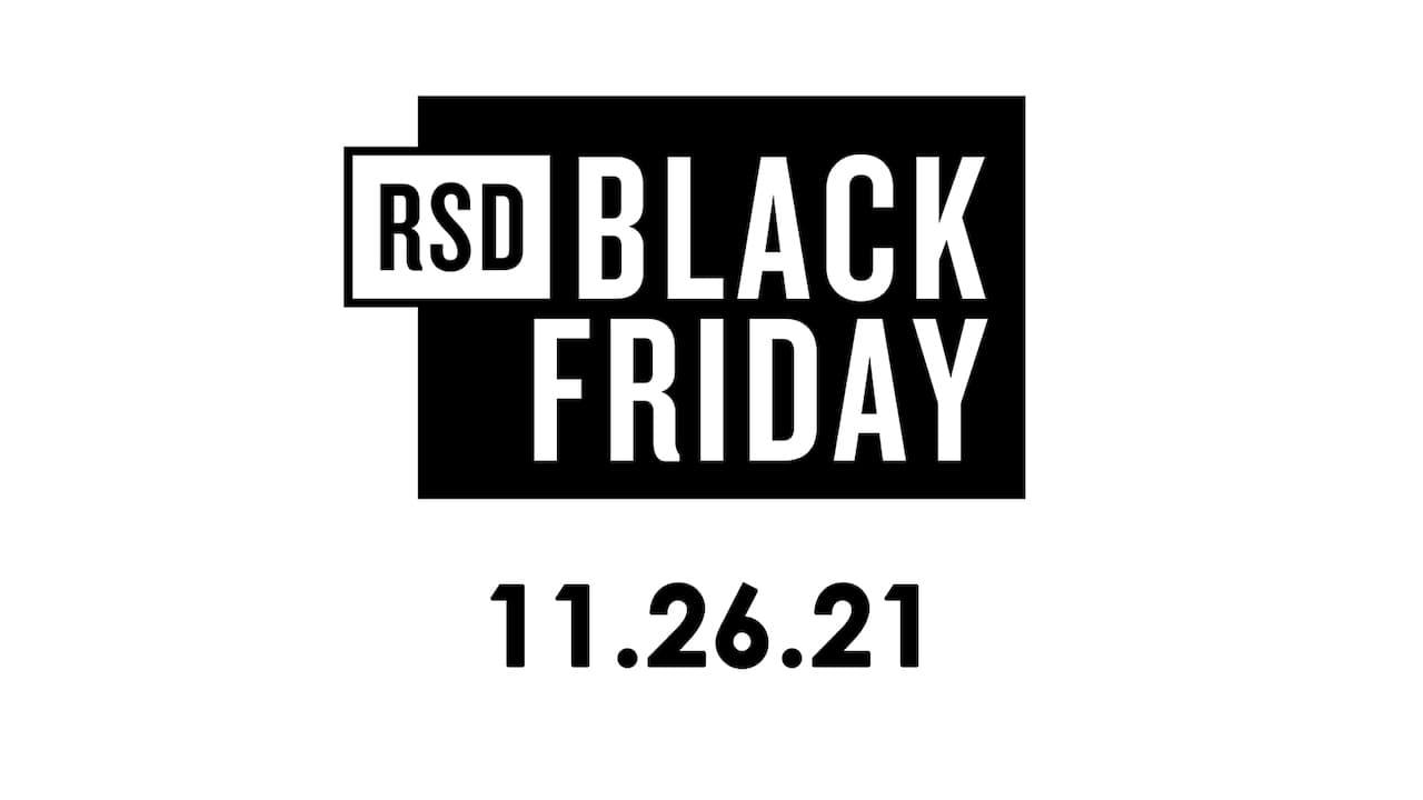 RSD Black Friday 2021-11-26