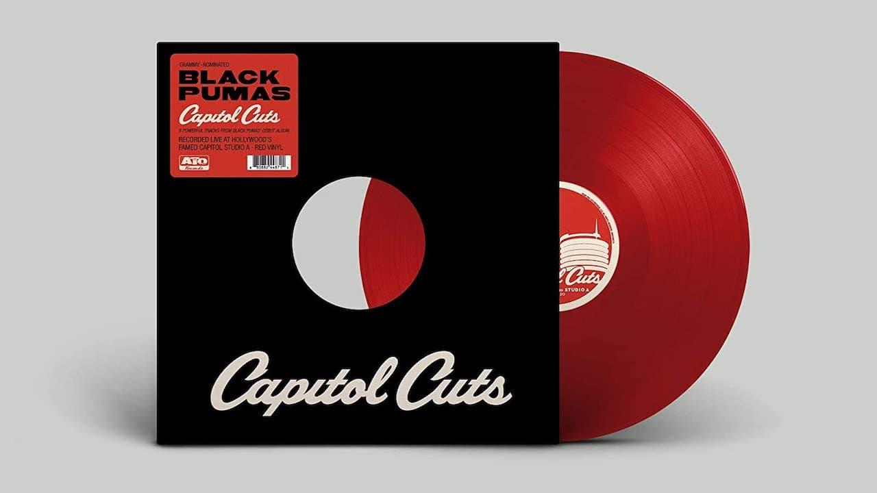 Black Pumas Capitol Cuts