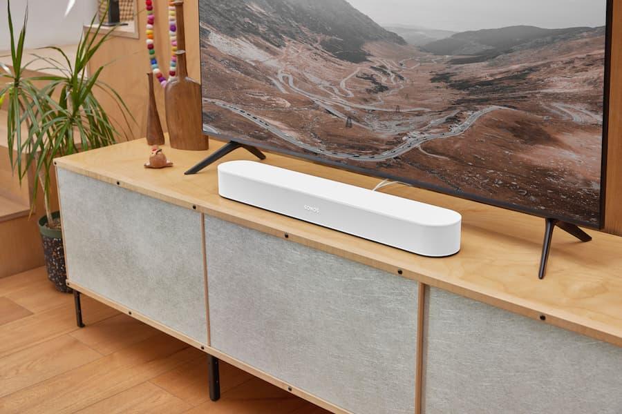 Sonos Beam 2 Soundbar White