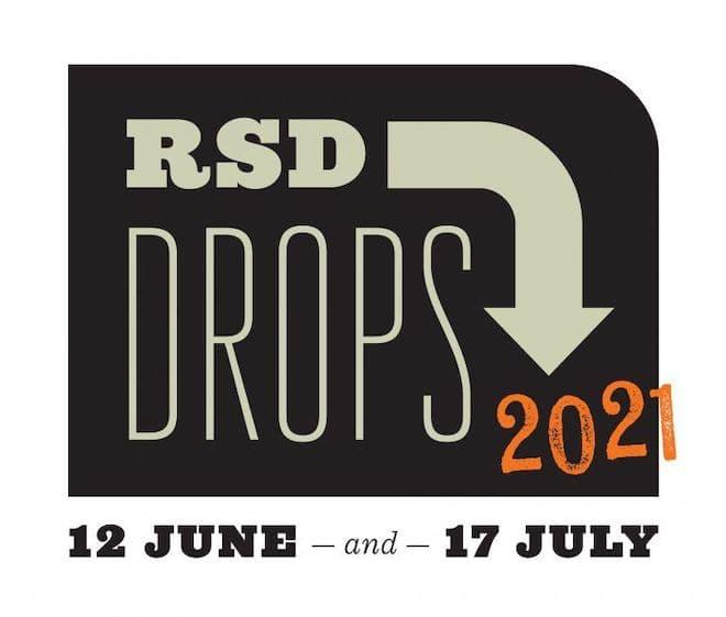 RSD Drops 2021 Logo