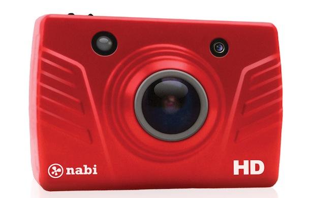 nabi Look HD Camera - red