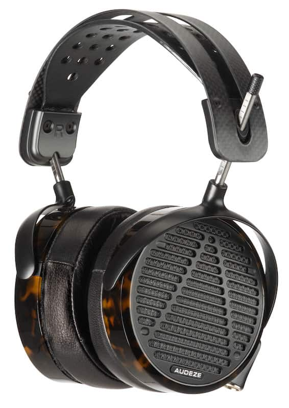Audeze LCD-5 Headphones Angle