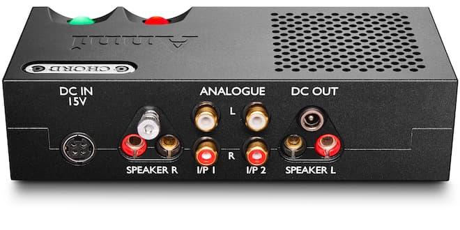 Chord Anni Headphone Amplifier Rear
