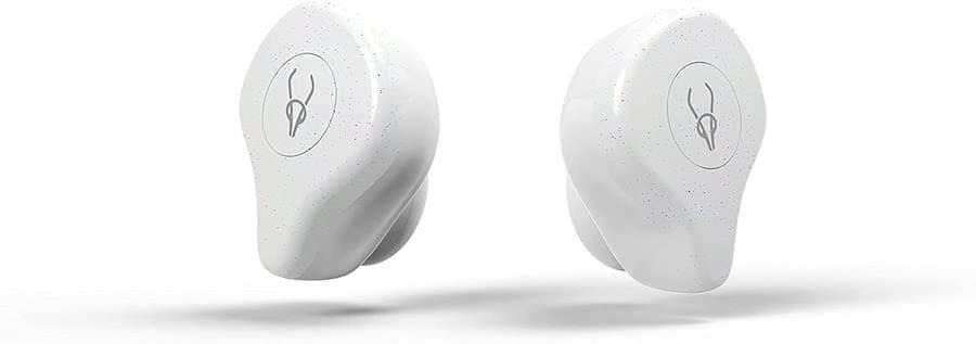 Sabbat X12 Pro True Wireless Earbuds in White