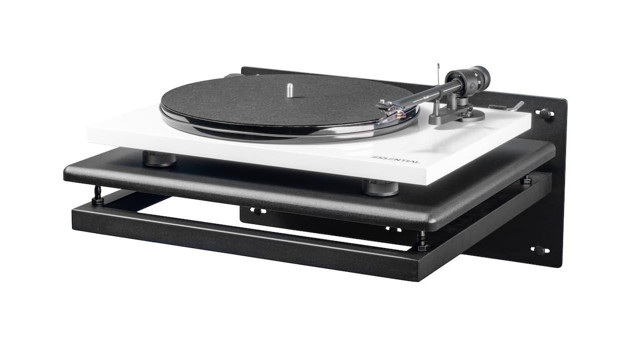 Pangea Audio Vulcan Turntable Wall-mount Shelf with Turntable