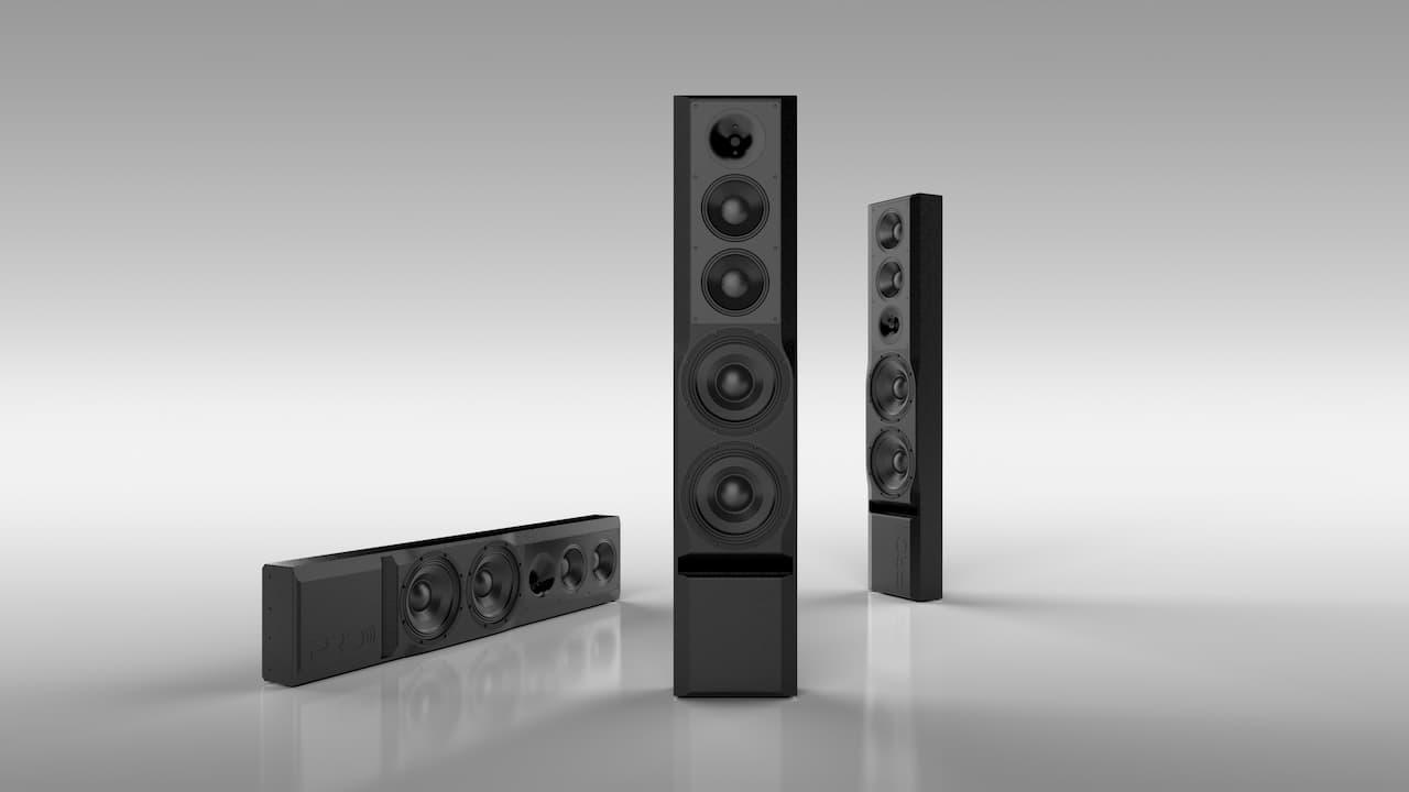 Pro Audio Technology SR-28212ai Loudspeakers