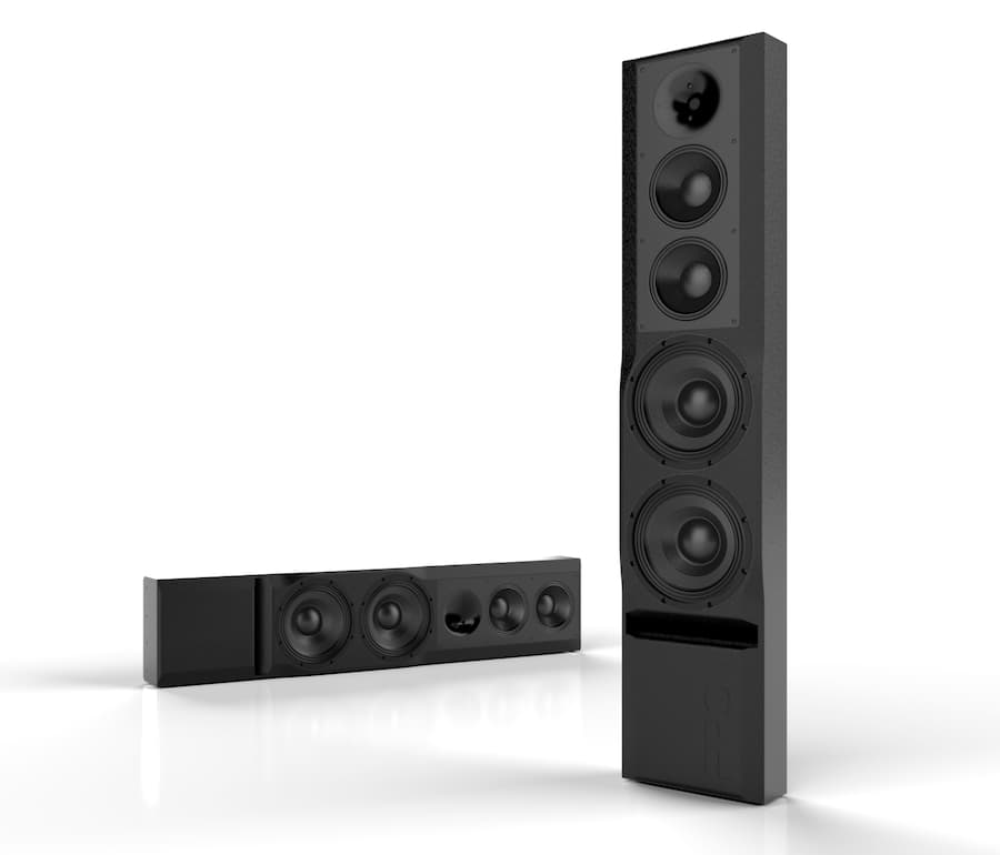 Pro Audio Technology SR-28212ai Loudspeaker with 40-degree wave guide