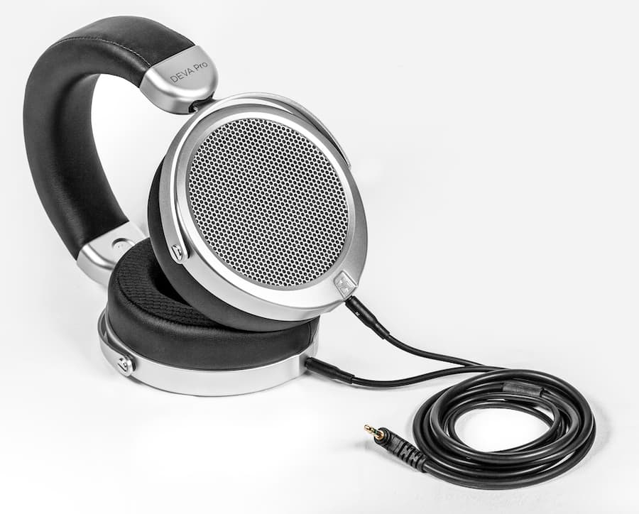 HiFiMAN DEVA Pro Headphones with Cables
