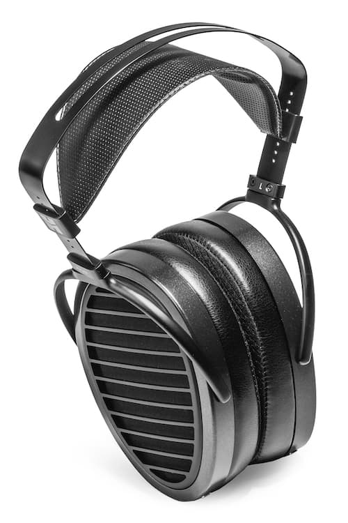HiFiMAN Arya Open-back Headphones with Stealth Magnet Technology (2021 model) top angle