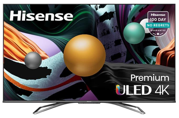 Hisense U8G 4K TV