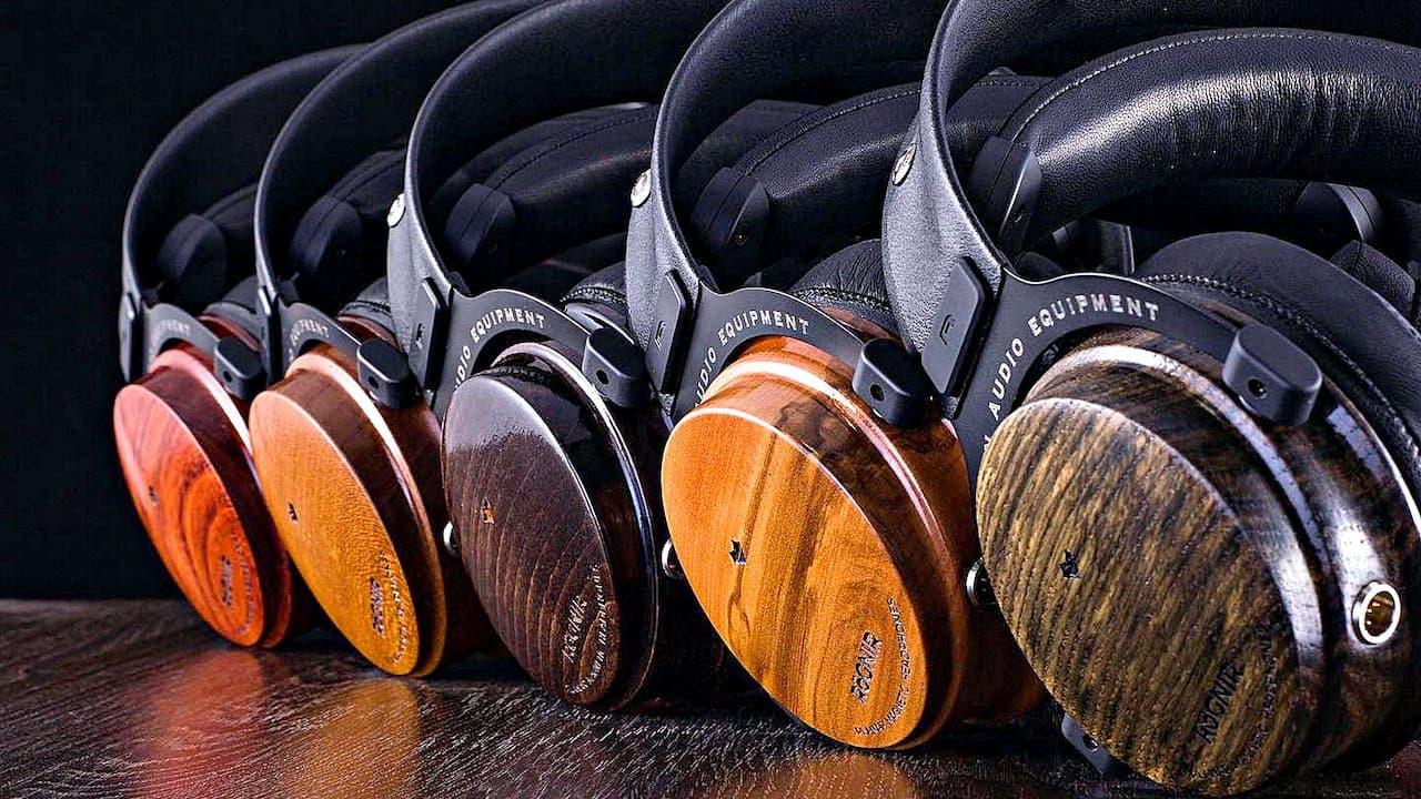 Kennerton Rognir Headphone Lineup