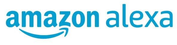 Amazon Alexa Logo blue