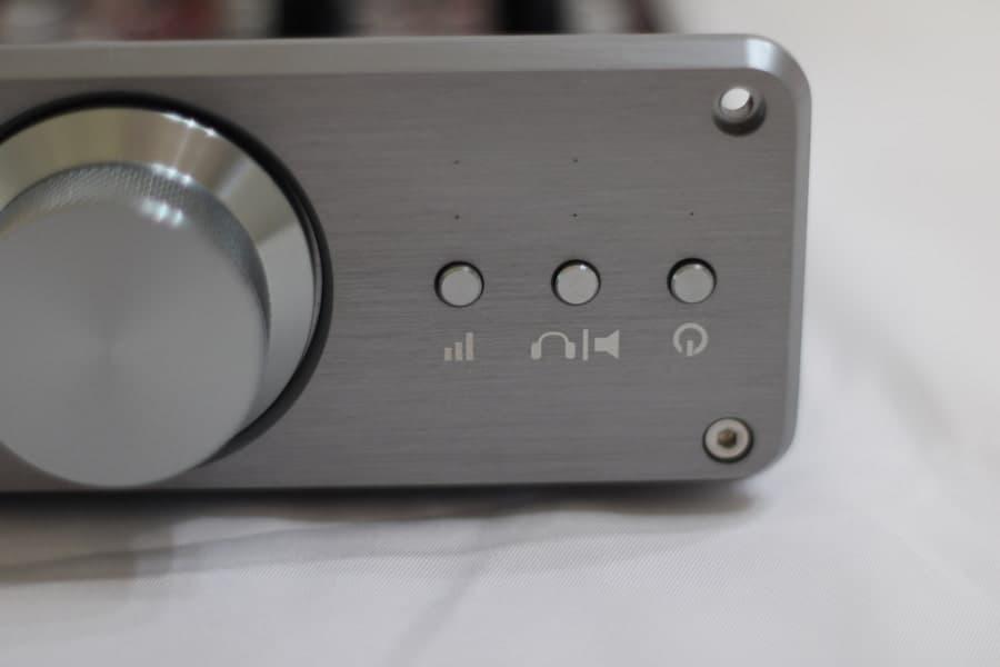 Burson Audio Funk Headphone Amp Switches