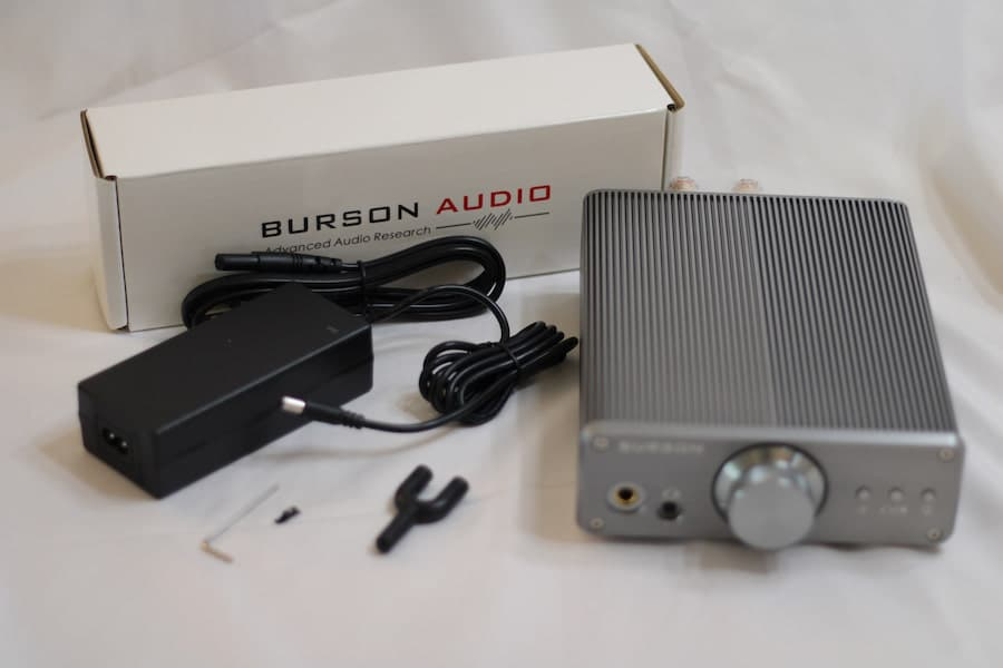 Burson Audio Funk Headphone Amplifier Kit