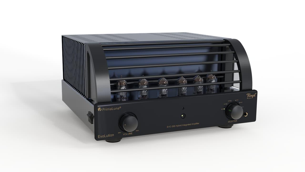 PrimaLuna EVO 300 Hybrid Integrated Amplifier Floyd Design