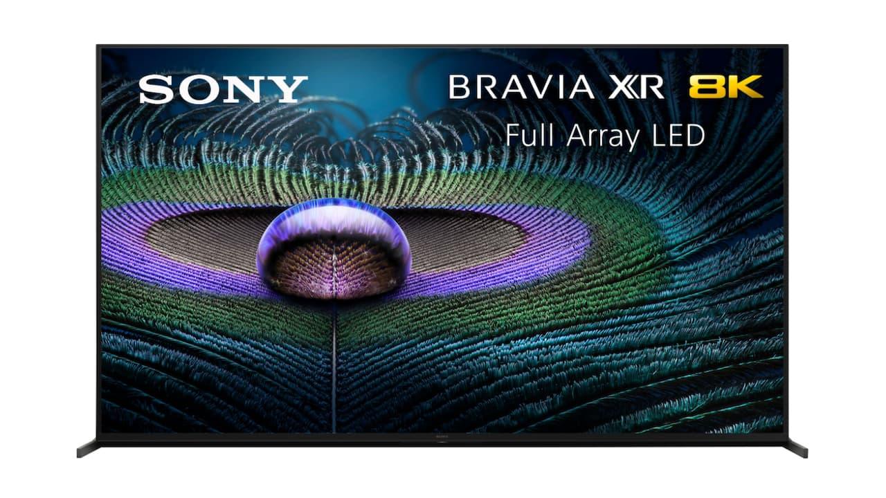 Sony BRAVIA 8K TV 2021