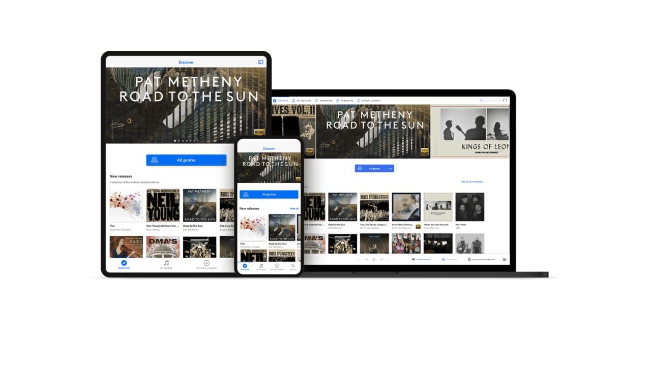 Qobuz music streaming service 2021