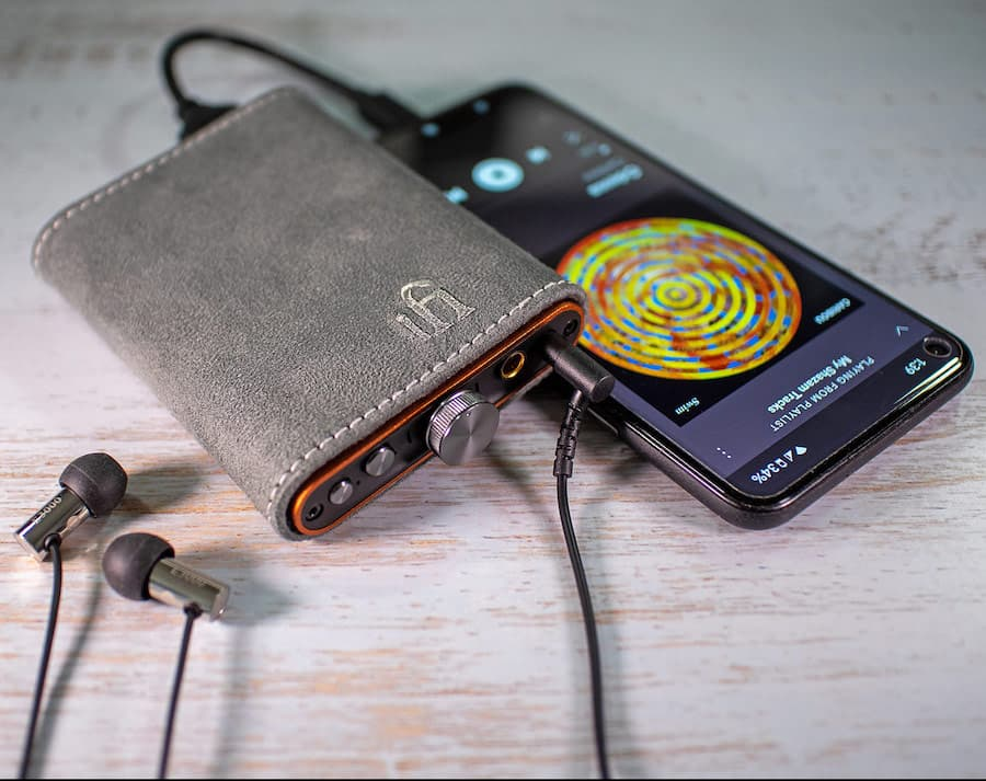 iFi hip-dac2 with hip-case