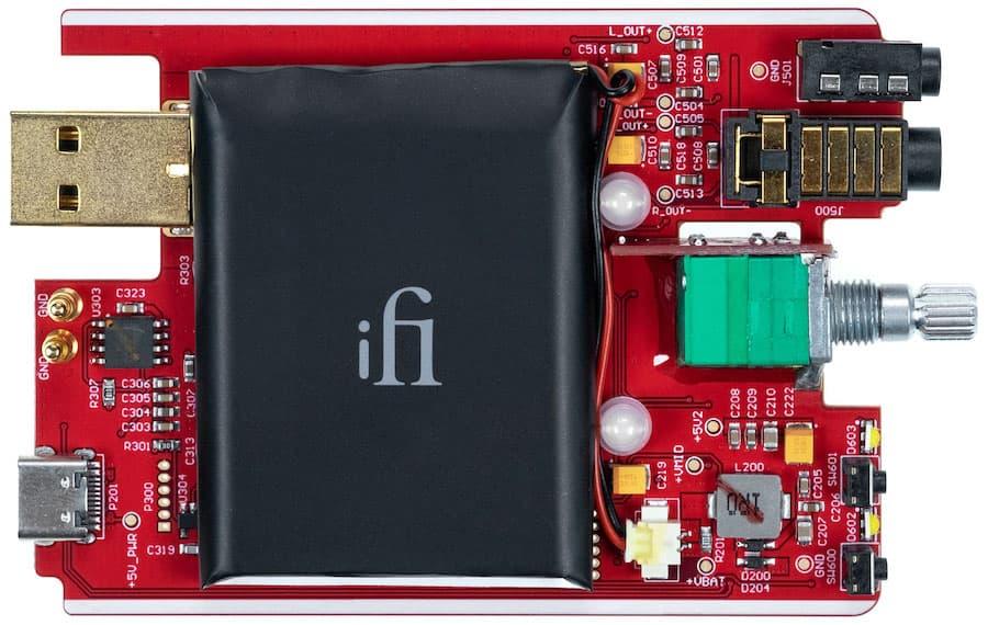 iFi hip-dac2 Circuit Board