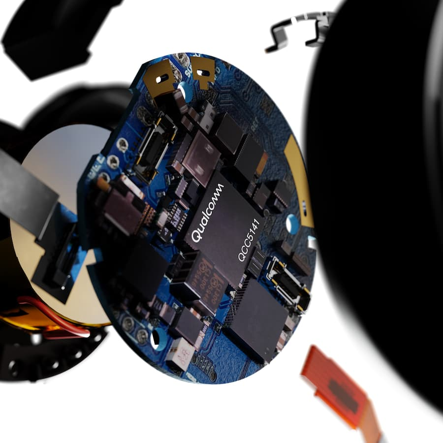 Grell Audio TWS/1 Wireless Earphones Internal Qualcomm Chipset