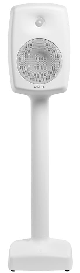2021 Genelec 6040R Smart Active Loudspeaker in White
