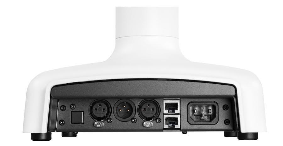 2021 Genelec 6040R Rear Speaker Base Connections
