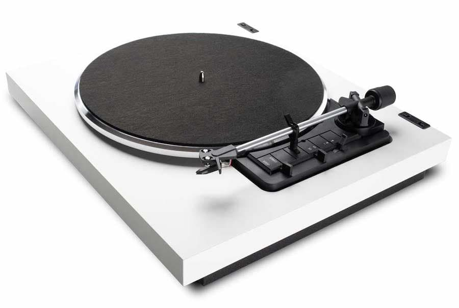 Andover Audio SpinDeck Max Turntable White
