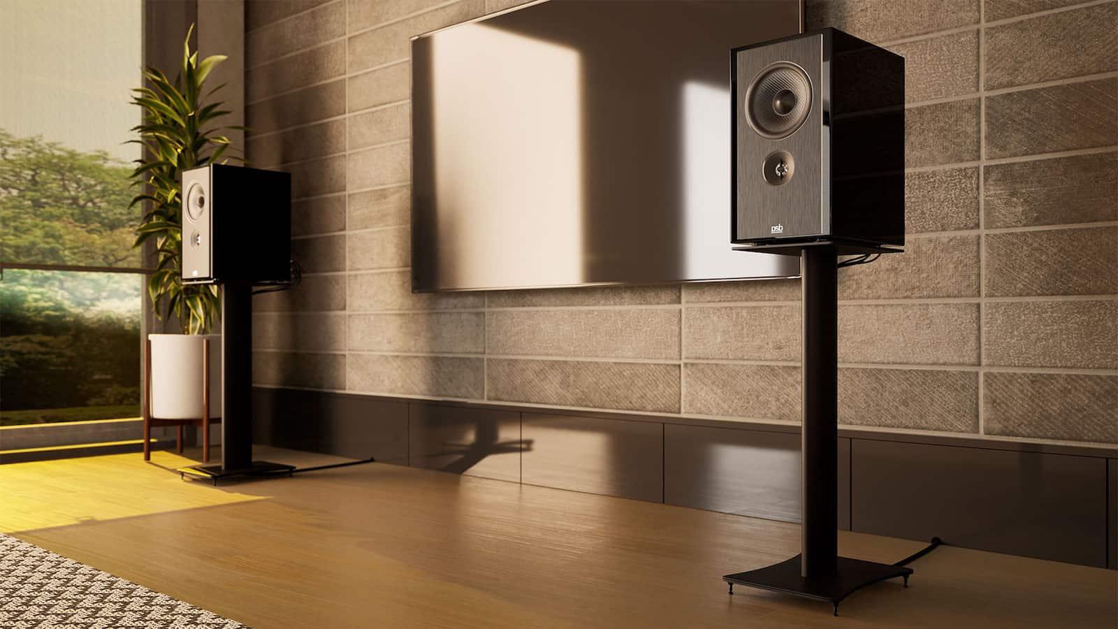 psb-b600-bookshelf-speaker-lifestyle