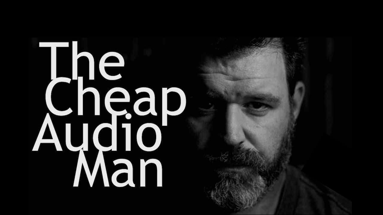 Randy, The Cheap Audio Man