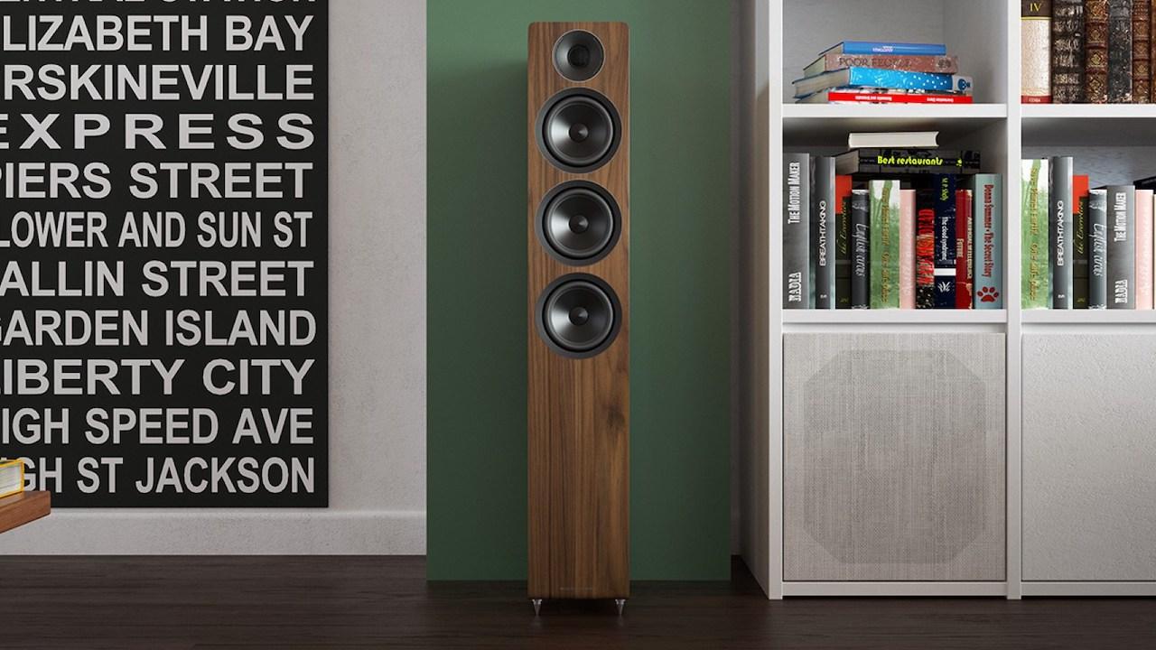 Acoustic Energy AE320 Floorstanding Loudspeaker Lifestyle