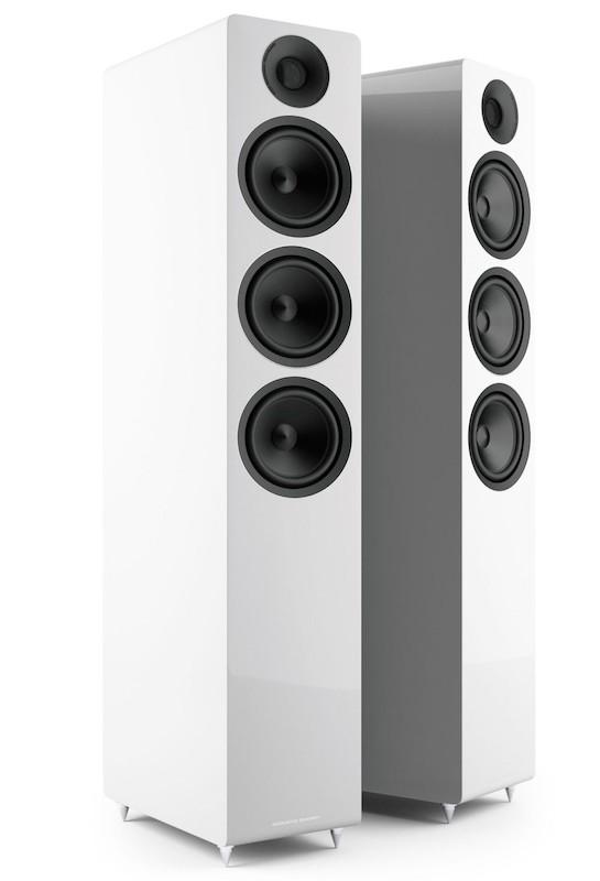 Acoustic Energy AE320 Floorstanding Loudspeakers White