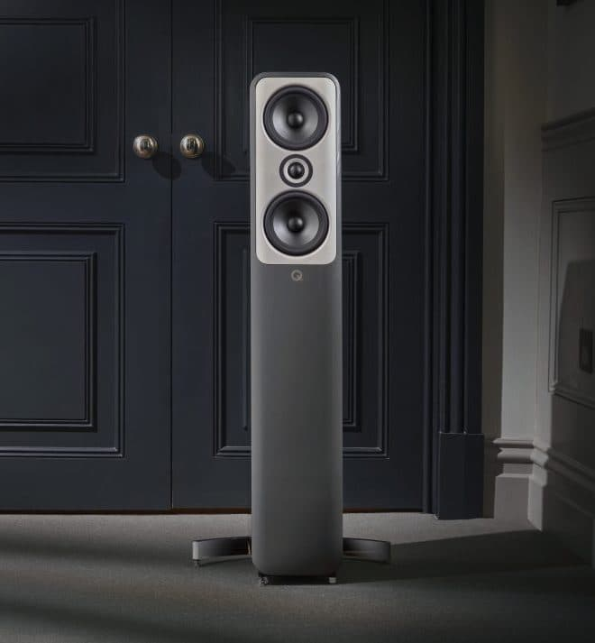 Q Acoustics Concept 50 Home Cinema Loudspeaker Black