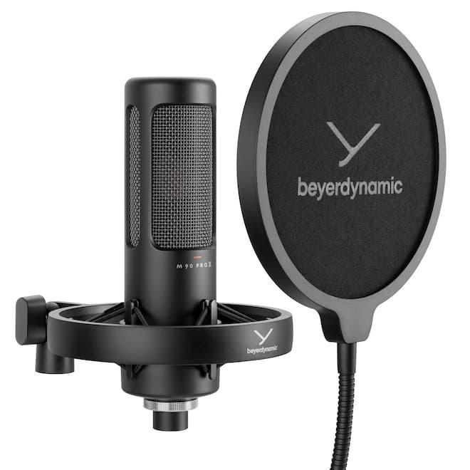 beyerdynamic M 90 Pro X Microphone