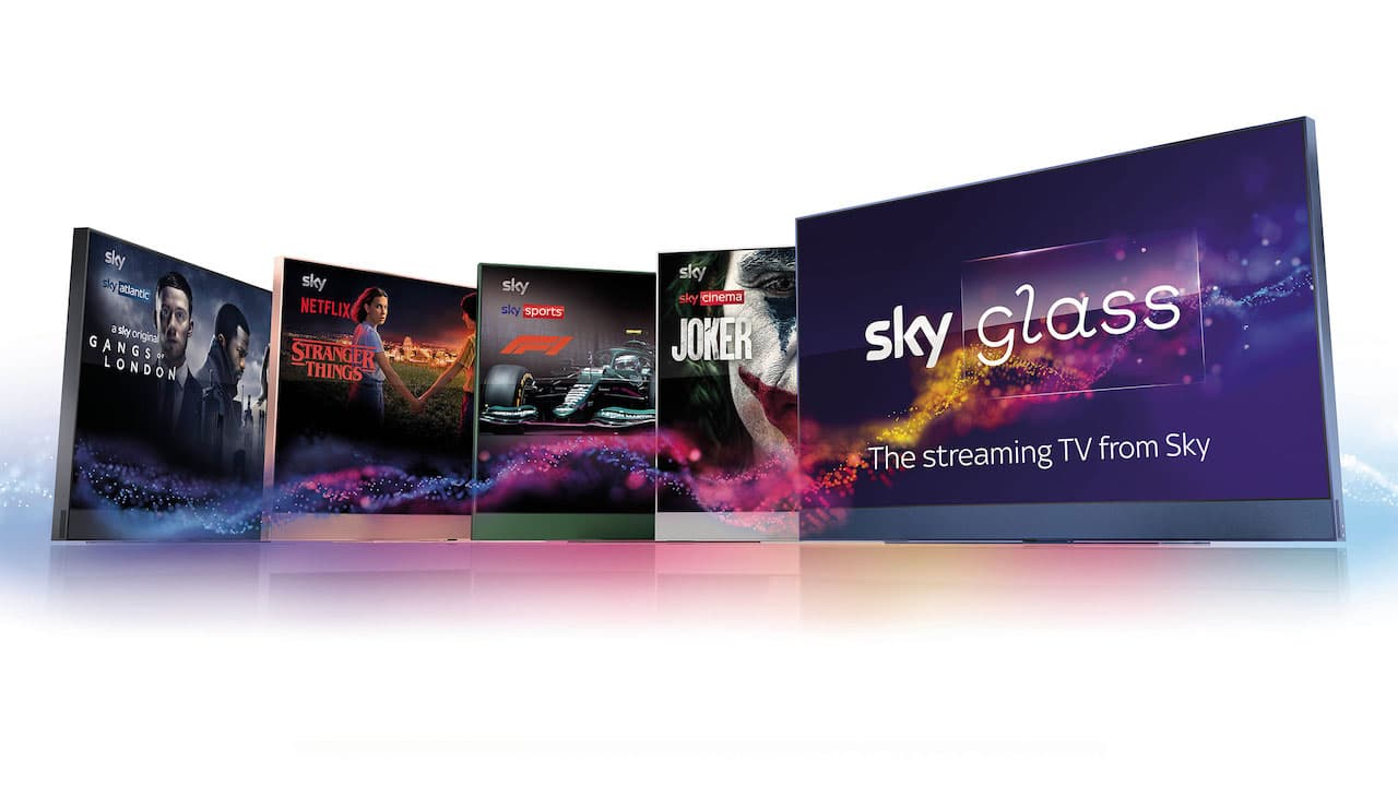 Sky Glass Color Collection