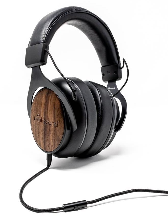 Thinksound ov1 Headphones with Controller Cable