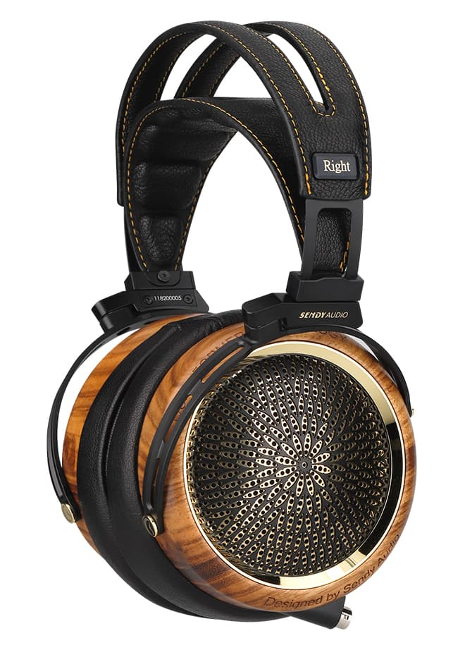 Sendy Audio Peacock Headphones