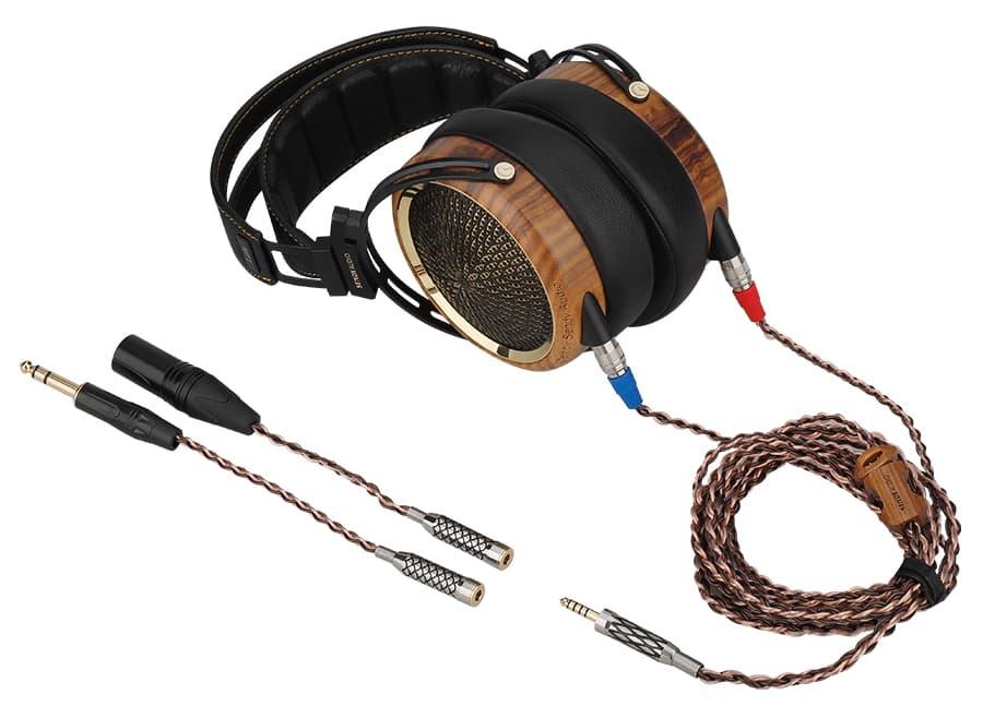 Sendy Audio Peacock Headphones Accessories