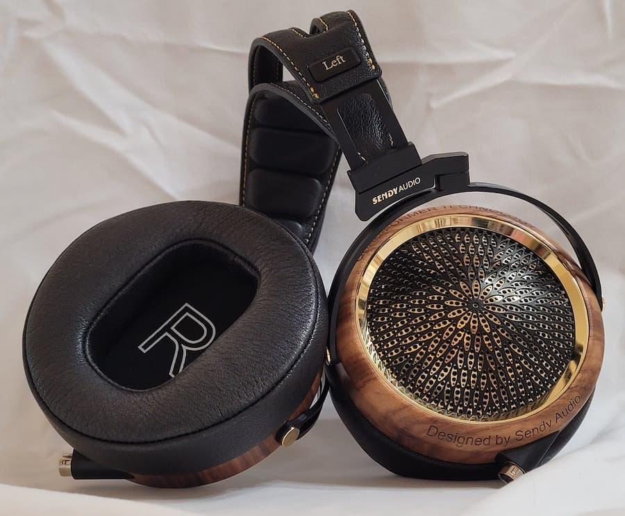 Sendy Audio Peacock Headphones Earcups