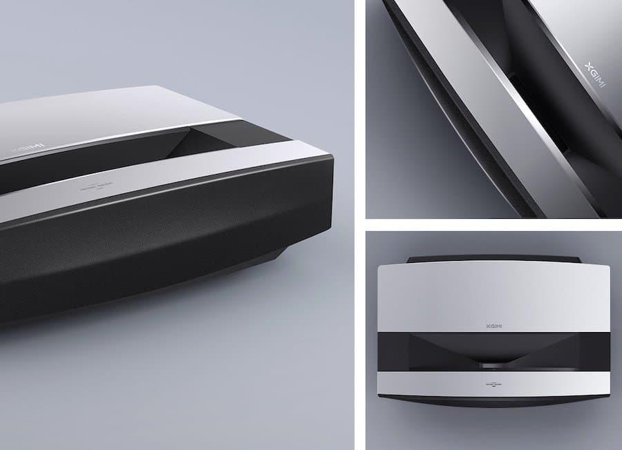 XGIMI Aura 4K UST Projector Views