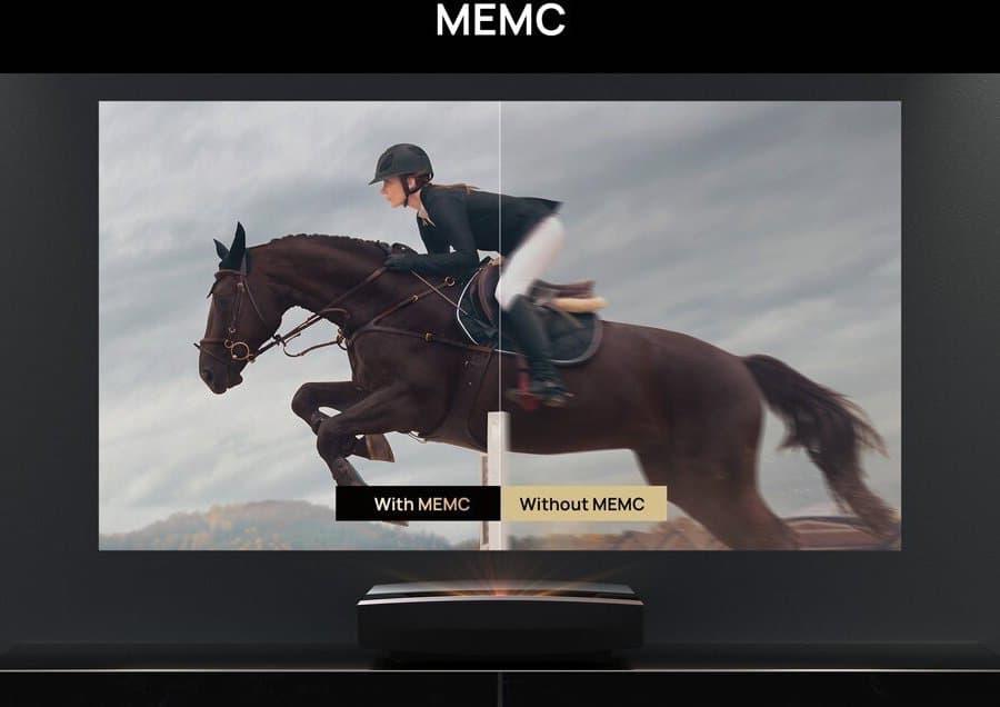 XGIMI Aura 4K UST Projector with MEMC