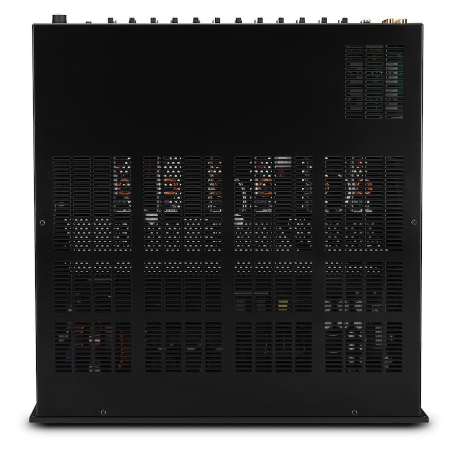 McIntosh MI1250 12-Channel Power Amplifier Top