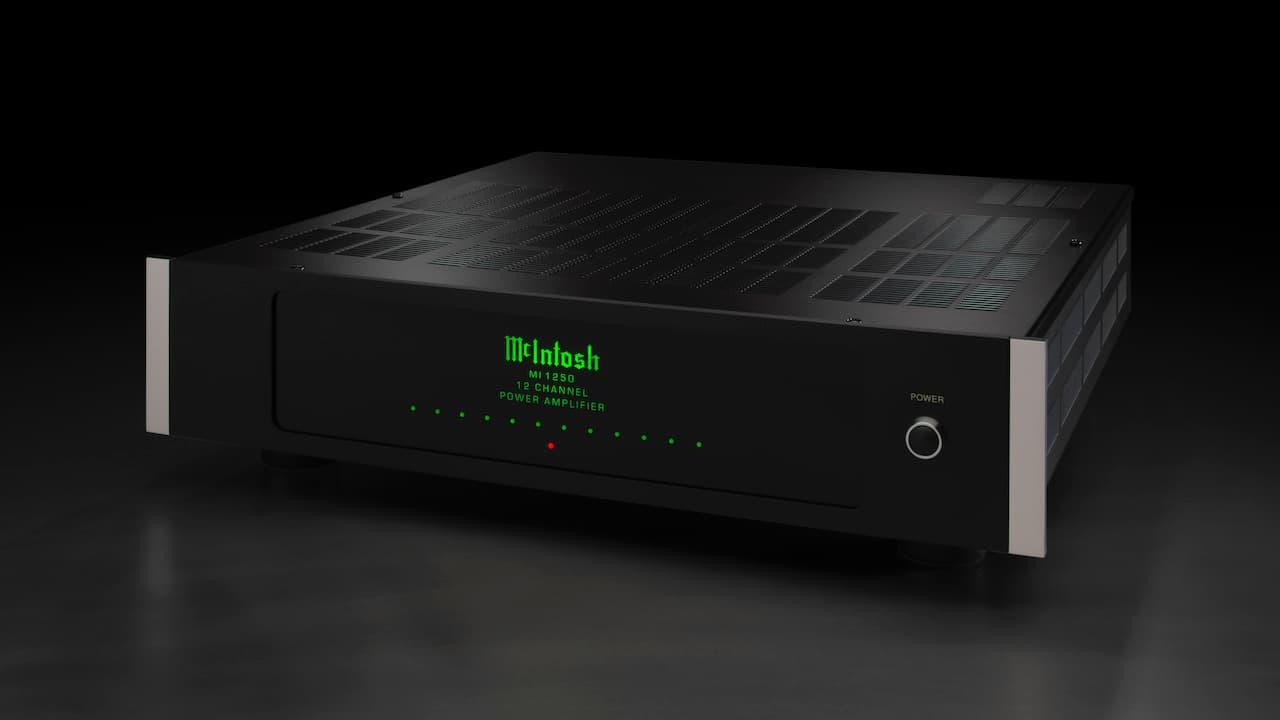 McIntosh MI1250 12-Channel Power Amplifier