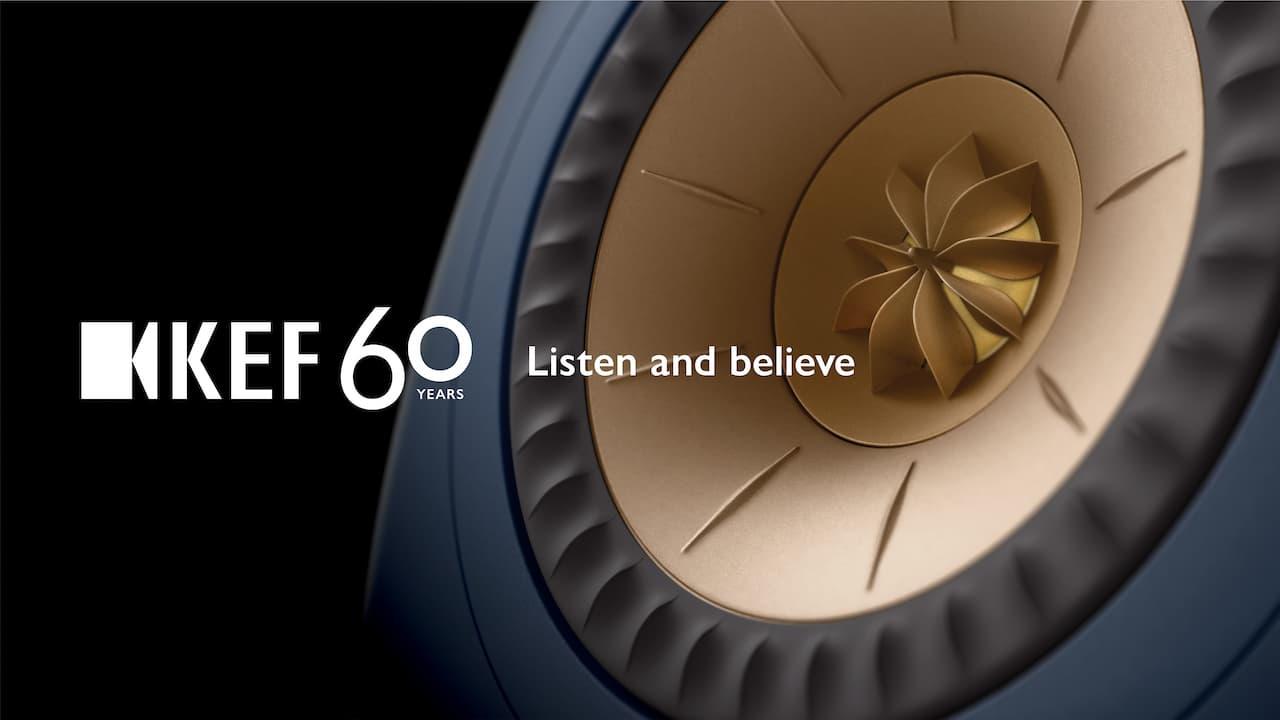 KEF 60th Anniversary