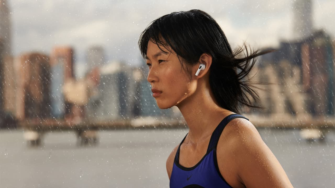 Apple AirPods 3rd Generation Lifestyle