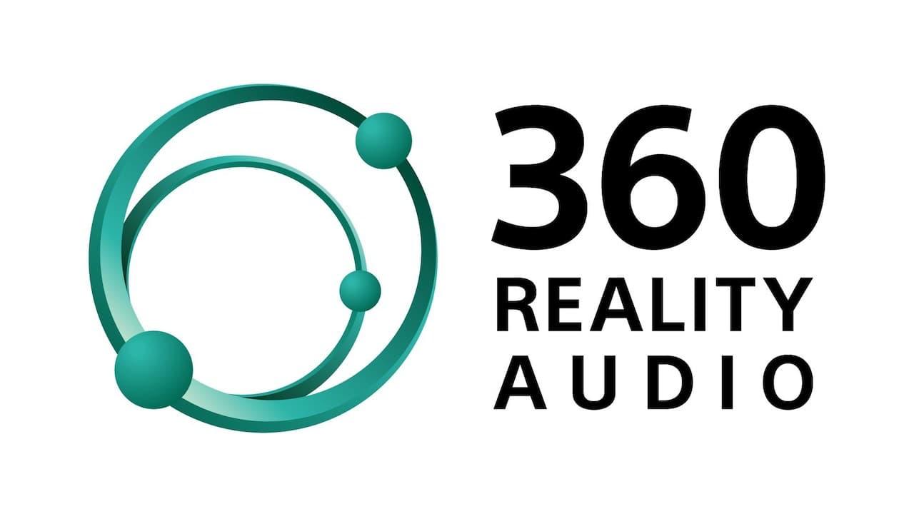 Sony 360 Reality Audio Logo