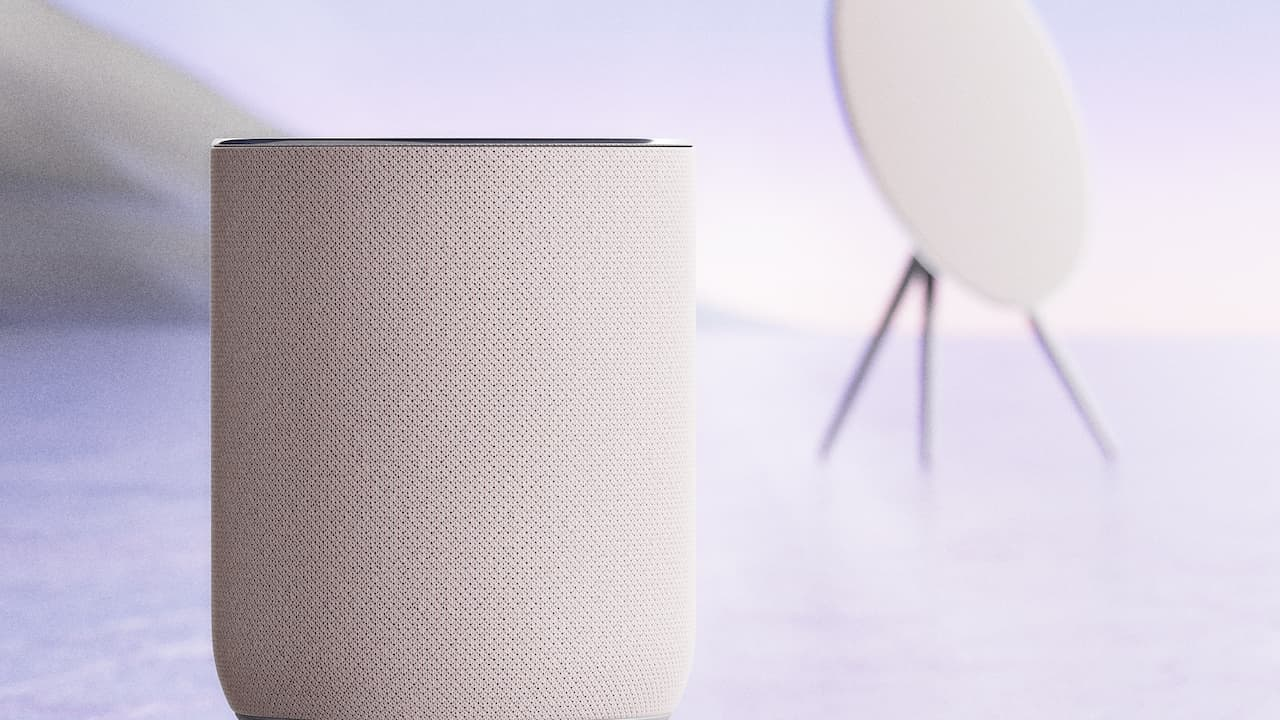 Bang & Olufsen Beosound Balance and Beoplay A9 4th Gen Nordic Ice Collection