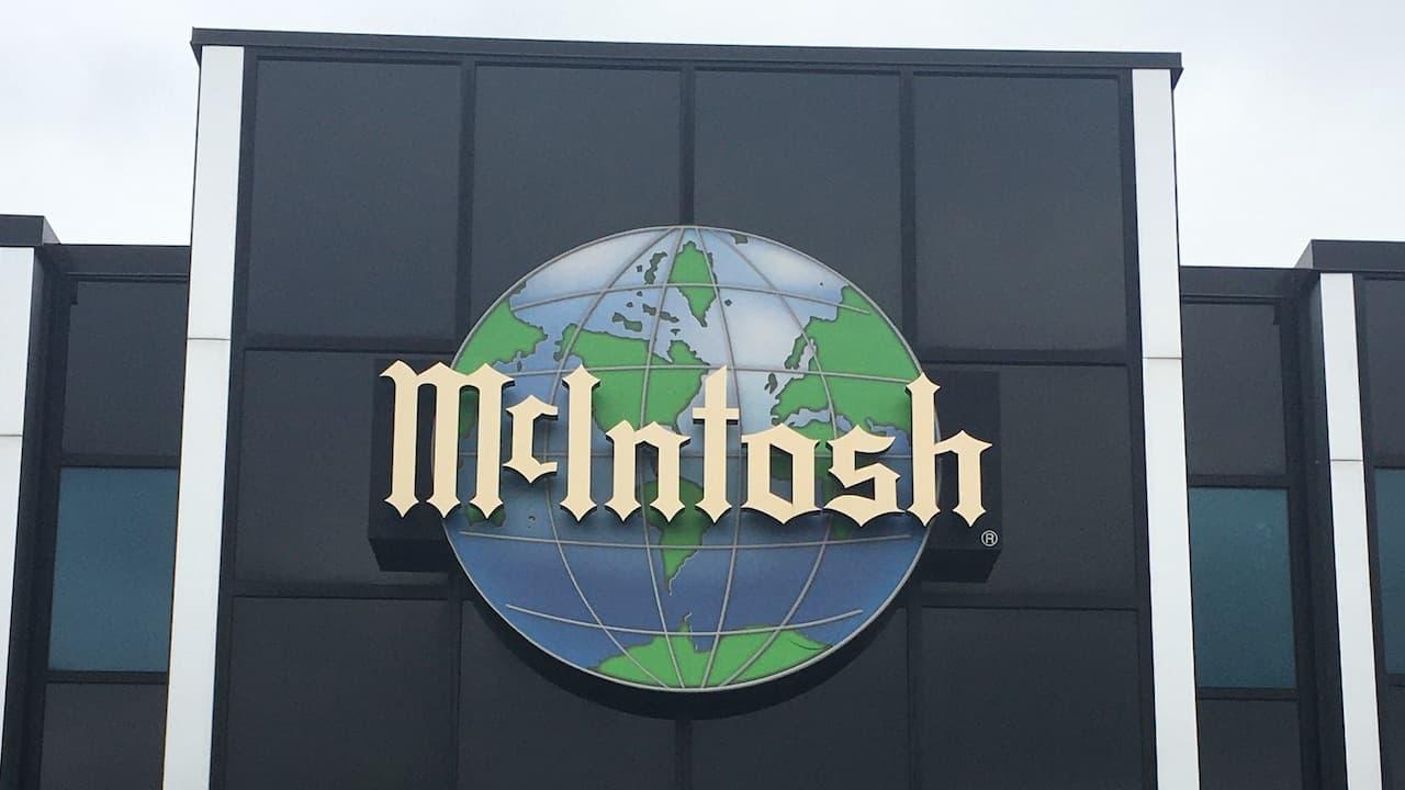 McIntosh Factory Sign