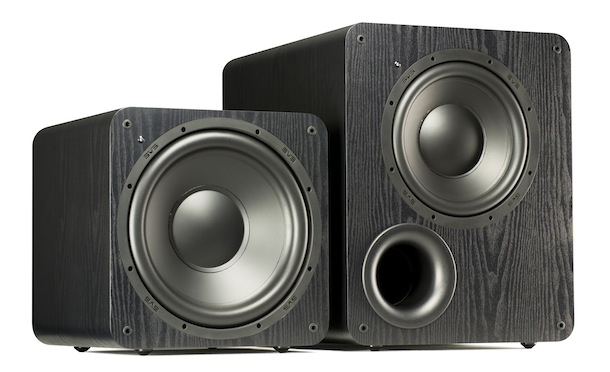 SVS SB-1000 and PB-1000 Subwoofers